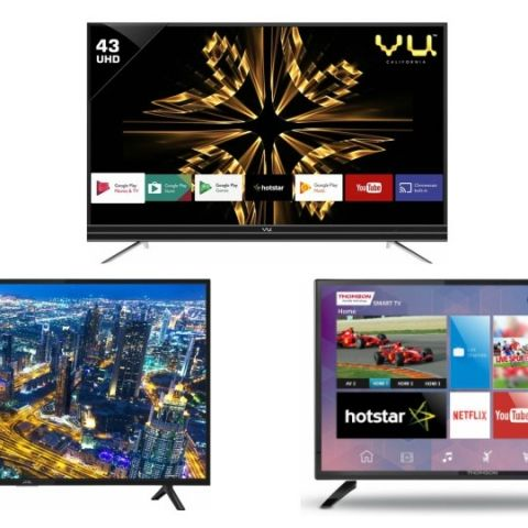 Best TV deals during Flipkart Big Freedom sale Day 1