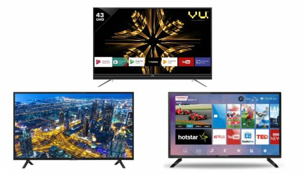 Best TV deals during Flipkart Big Freedom sale Day 1
