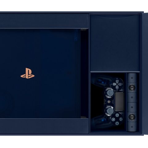 Sony celebrates sale of 500 million PlayStation consoles with Special Limited Edition PS4 Pro