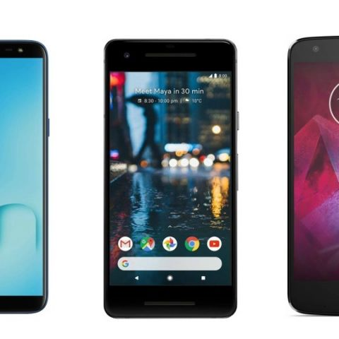 Best smartphone deals during Flipkart Big Freedom Sale Day 1