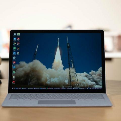 Microsoft Surface Laptop First Impressions: A Microsoft MacBook Air
