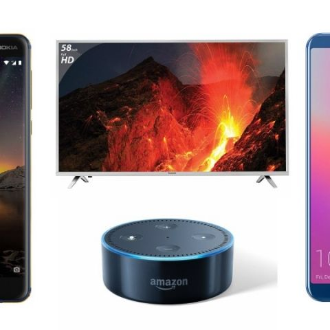 Amazon Freedom Sale Day 4: Discounts on smartphones, TVs, and more.