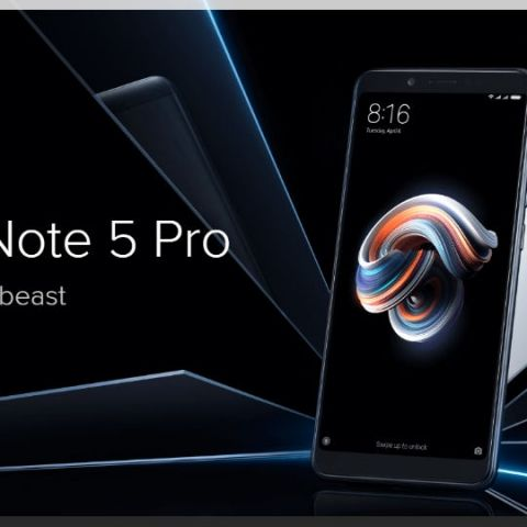 bdee8352769 Xiaomi Redmi Note 5 Pro is now available on open sale through Flipkart and  Mi.com
