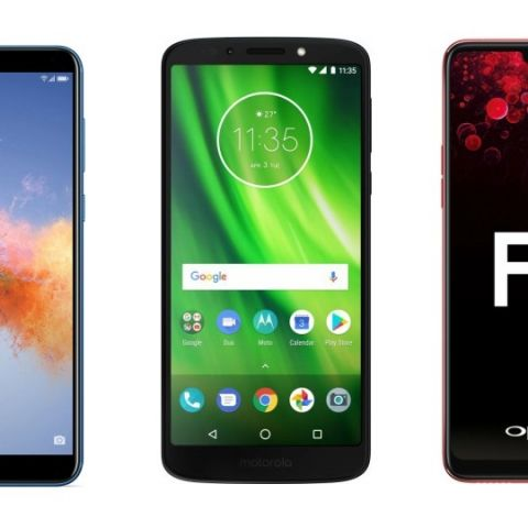 Top smartphone deals on Paytm Mall