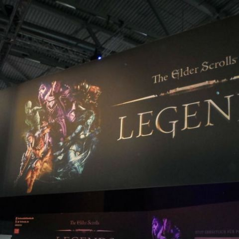Bethesda may not release The Elder Scrolls: Legends on Sony PlayStation due to lack of cross-play