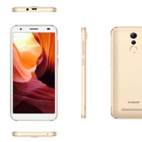 b177e5d3b Coolpad launches budget Mega 5A smartphone In India at Rs 6