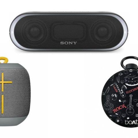 Best portable speaker deals on Paytm Mall