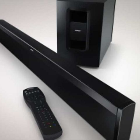 Bose introduces its first ever soundbar home theater systems