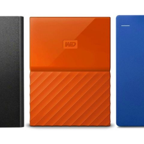 Top external hard drive deals on Paytm Mall