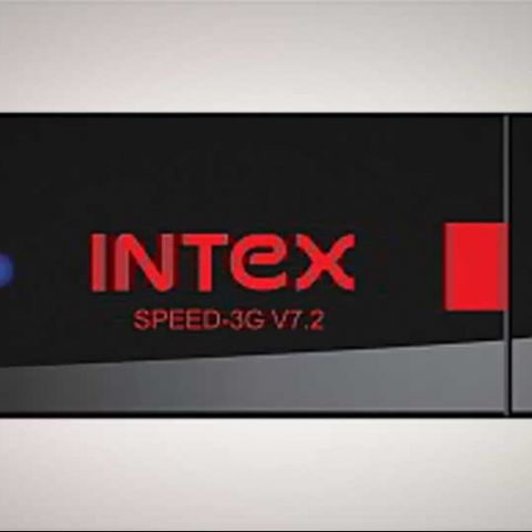 Intex launches 3G wireless data card, at Rs. 2,820