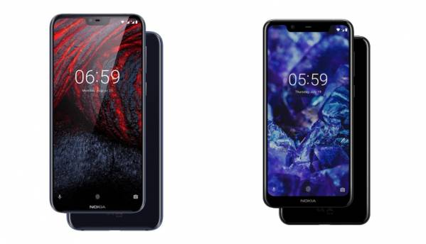 Nokia 6.1 Plus, Nokia 5.1 Plus with 'notched' display, dual rear cameras launched in India