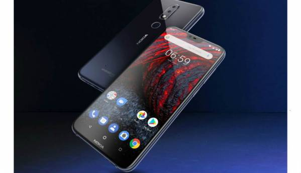 Nokia 6.1 Plus updated to Android 9 Pie