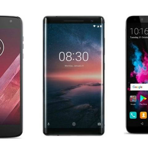 Best smartphone deals on Paytm Mall: Discounts on Samsung, Huawei, Moto and more