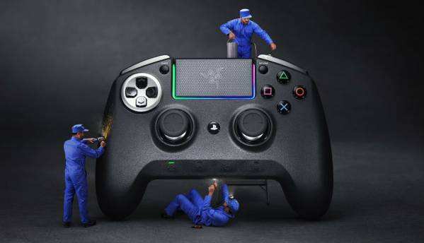 Razer unveils officially licensed Raiju controllers and Thresher headset for Sony PlayStation 4