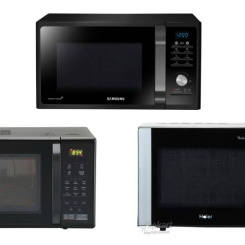 Top microwave deals on Flipkart