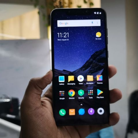 Xiaomi Poco F1 doesn't support HD streaming