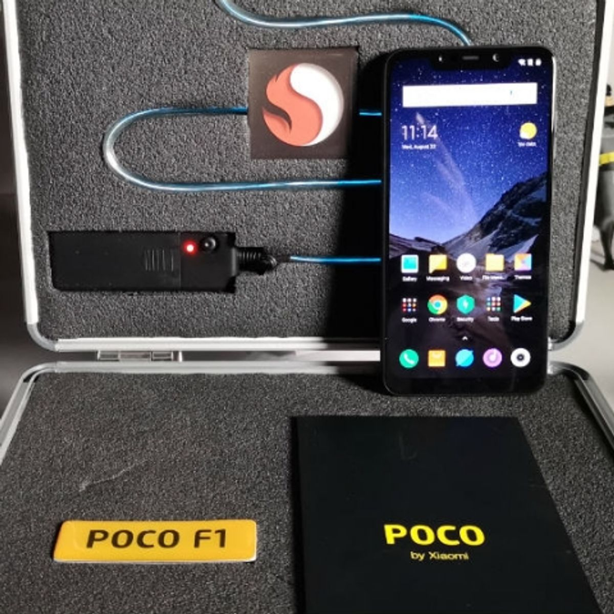 Poco F1 now receiving stable Android 9 Pie based MIUI 10
