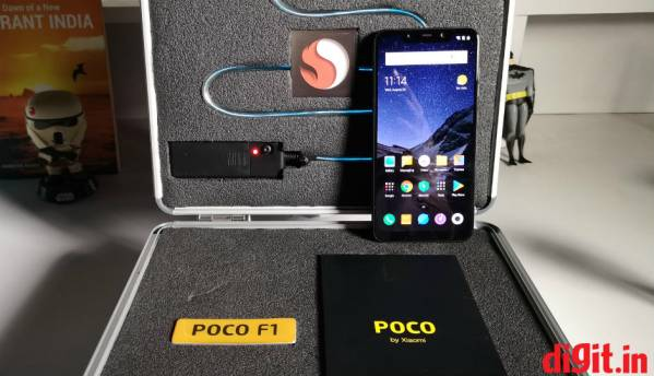 Poco F1 now receiving stable Android 9 Pie based MIUI 10 update