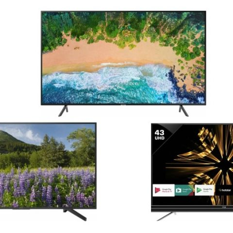 Best TV deals on Flipkart: Discounts on Sony, LG, Samsung and more