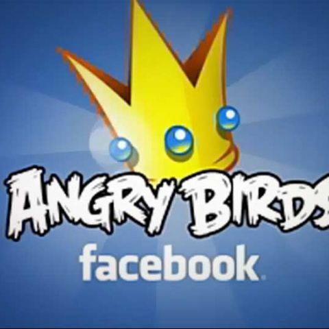 Angry Birds arrives on Facebook, with social features