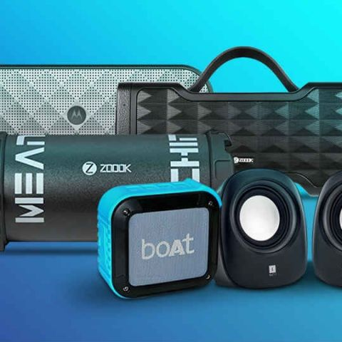 Amazon Great Indian Festival Day 1: Discounts on headphones, IEMs, home entertainment systems and more