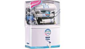 Kent GRAND MINERAL (11007) 8 L RO + UV +UF Water Purifier (White)