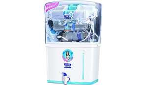 Kent grand plus 8 L RO + UV + UF + TDS Water Purifier (White)