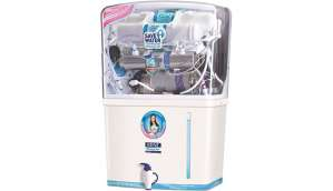 Kent Grand Plus (11001) 8 L RO + UV +UF Water Purifier (White)