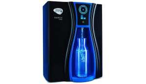 Pureit Mineral RO+UV Ultima 10 RO + UV Water Purifier (Black)