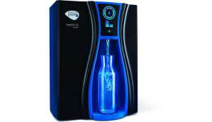 Pureit Ultima Mineral 10 L RO + UV Water Purifier (Black)