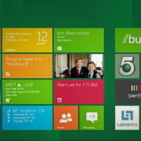 Microsoft: All you need to know about Windows 8 on ARM