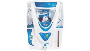 Aquagrand EPIC 17 L RO + UV + UF + TDS Water Purifier (WHITE AND BLUE)