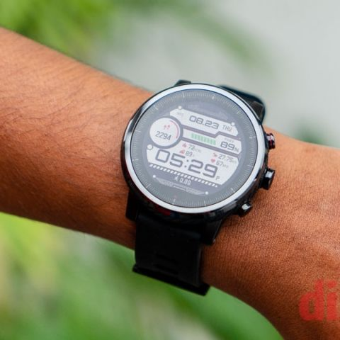 Amazfit Stratos review: For the outdoorsy type