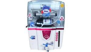 BLAIR AUDI RO UV TDS UF 17 L RO + UV + UF + TDS Water Purifier (White)