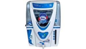 BLAIR EPIC GRAND RO UV TDS 15 RO + UV +UF Water Purifier (White)