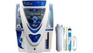 Nexus Aqua fresh Epic model 15 L RO + UV + UF + TDS Water Purifier (White)