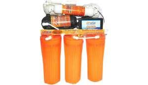 Orange ECO Model / Online RO System (OR Bowl) 10 RO Water Purifier (Orang)