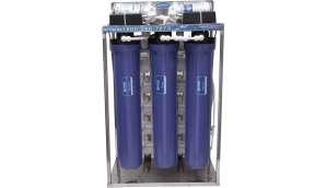 pureness Pureness Jumbo 50 LPH RO Water Purifier 50 L RO + UV + UF + TDS Water Purifier (white & blue)