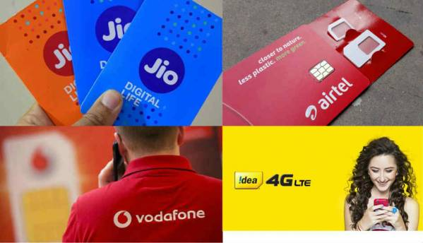 Airtel, Jio, BSNL ಮತ್ತು Vodafone ಬೆಸ್ಟ್...