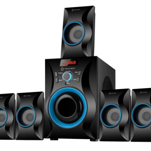 Truvision  TV-5025BT 5.1 Multimedia Speaker launched at Rs 5,490