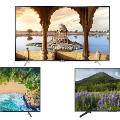 Best 4K TV deals on Paytm Mall