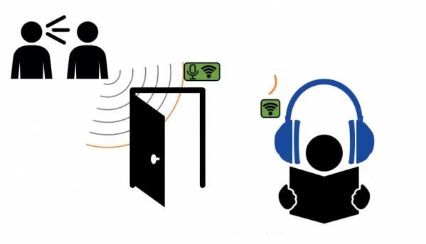 Research suggests wireless signals are better for noise cancellation than conventional sound waves