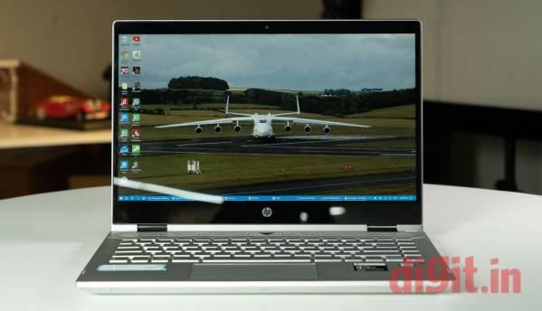 HP Pavilion x360 PC