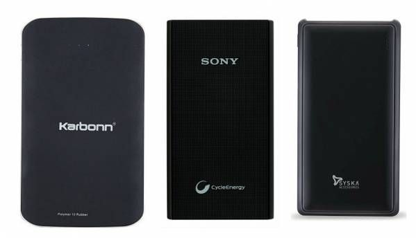 Top power bank deals on Paytm Mall