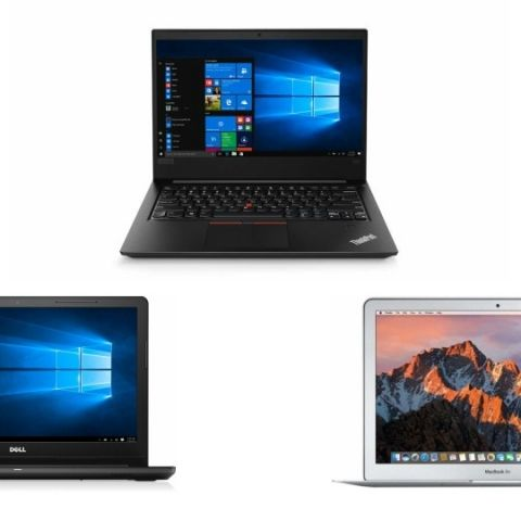 Best laptop deals on Paytm Mall: Discounts on Apple, Dell, HP and more