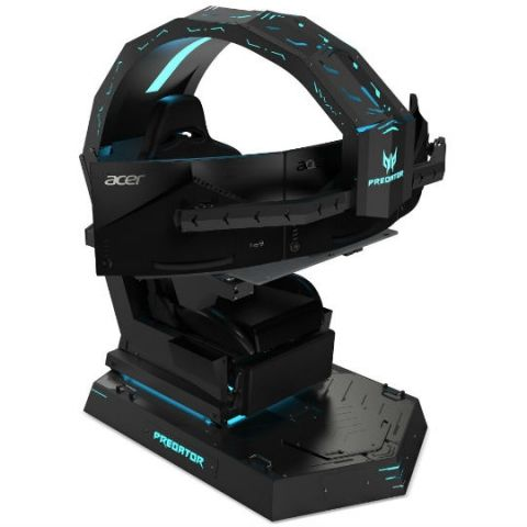 Acer launches Predator Thronos gaming chair at IFA