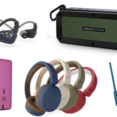Energy Sistem launches five new personal audio products in India