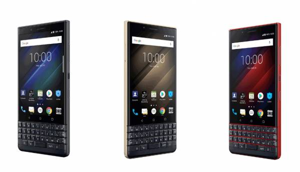 BlackBerry Key2 LE (Light Edition) launched in India with BlackBerry's classic physical keyboard, Snapdragon 636 at Rs 29,990