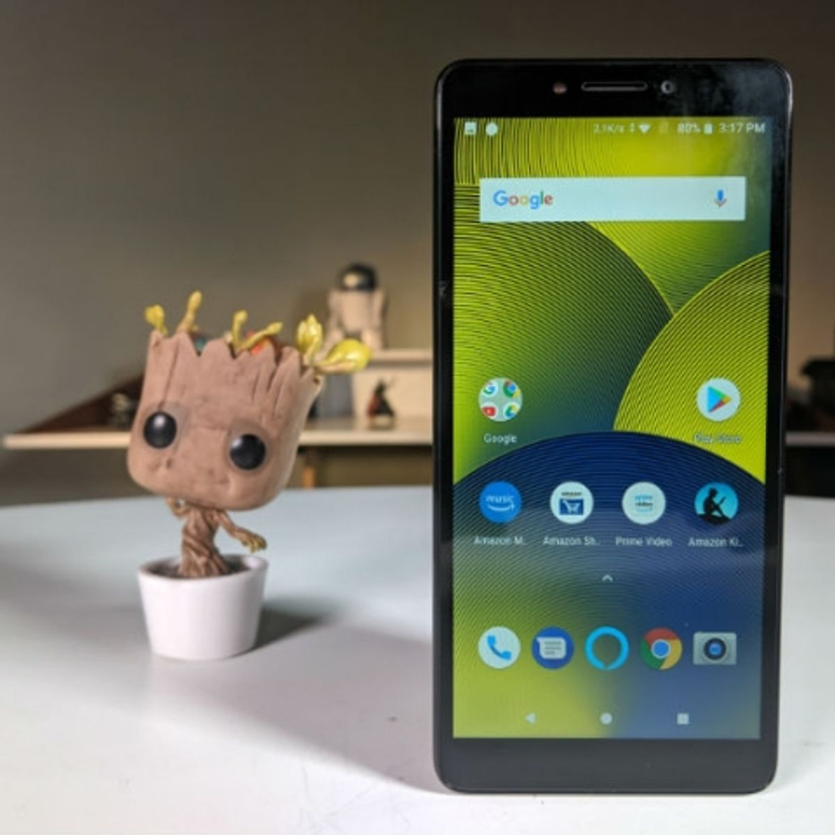 10 or D2 32GB Review