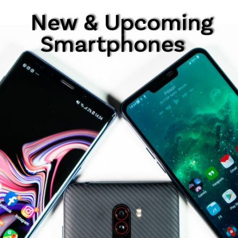 efc4173bf9d New and Upcoming phones in India (January 2019)
